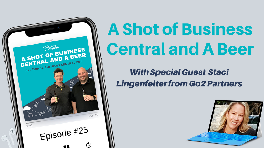 A Shot of Business Central and A Beer - Episode 26