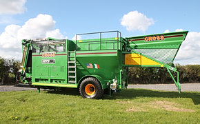 Hippo Beet Washer