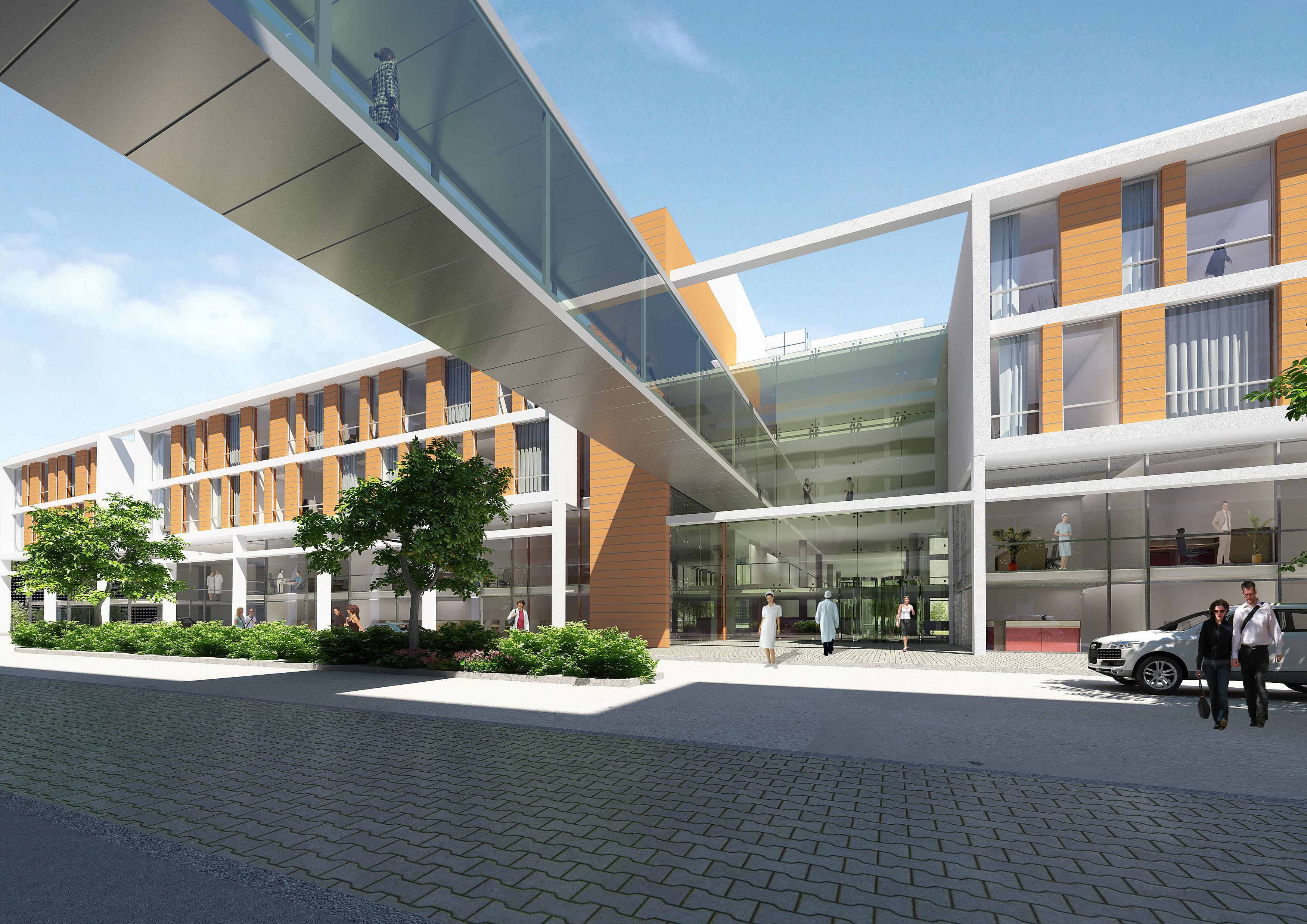 rrp international hospital oldenburg germany. Black Bedroom Furniture Sets. Home Design Ideas