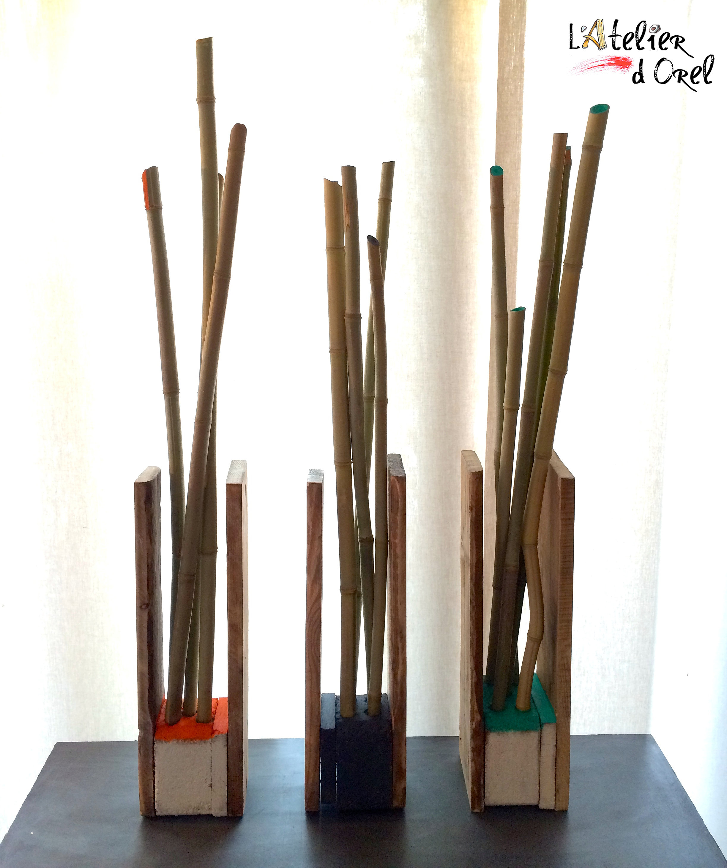 b ton de bambous. Black Bedroom Furniture Sets. Home Design Ideas