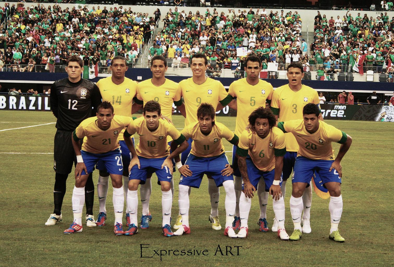 Brazialian National Team