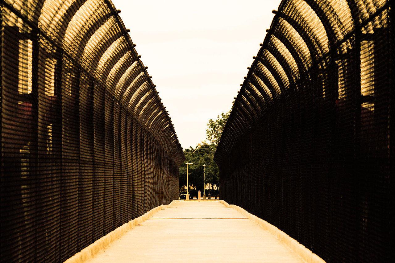 Overpass Walkway