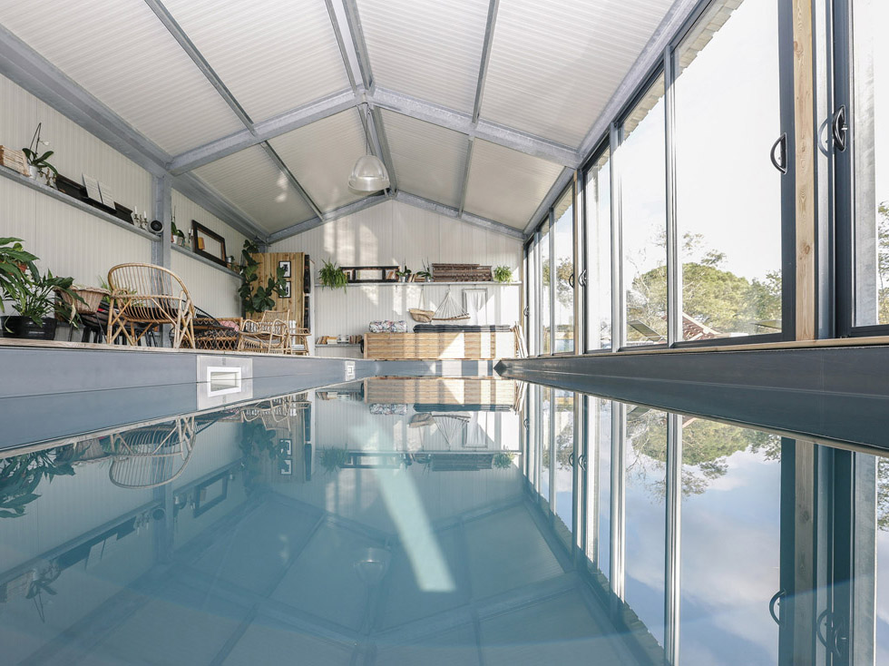 G te design piscine int rieure - Piscine interieure design ...