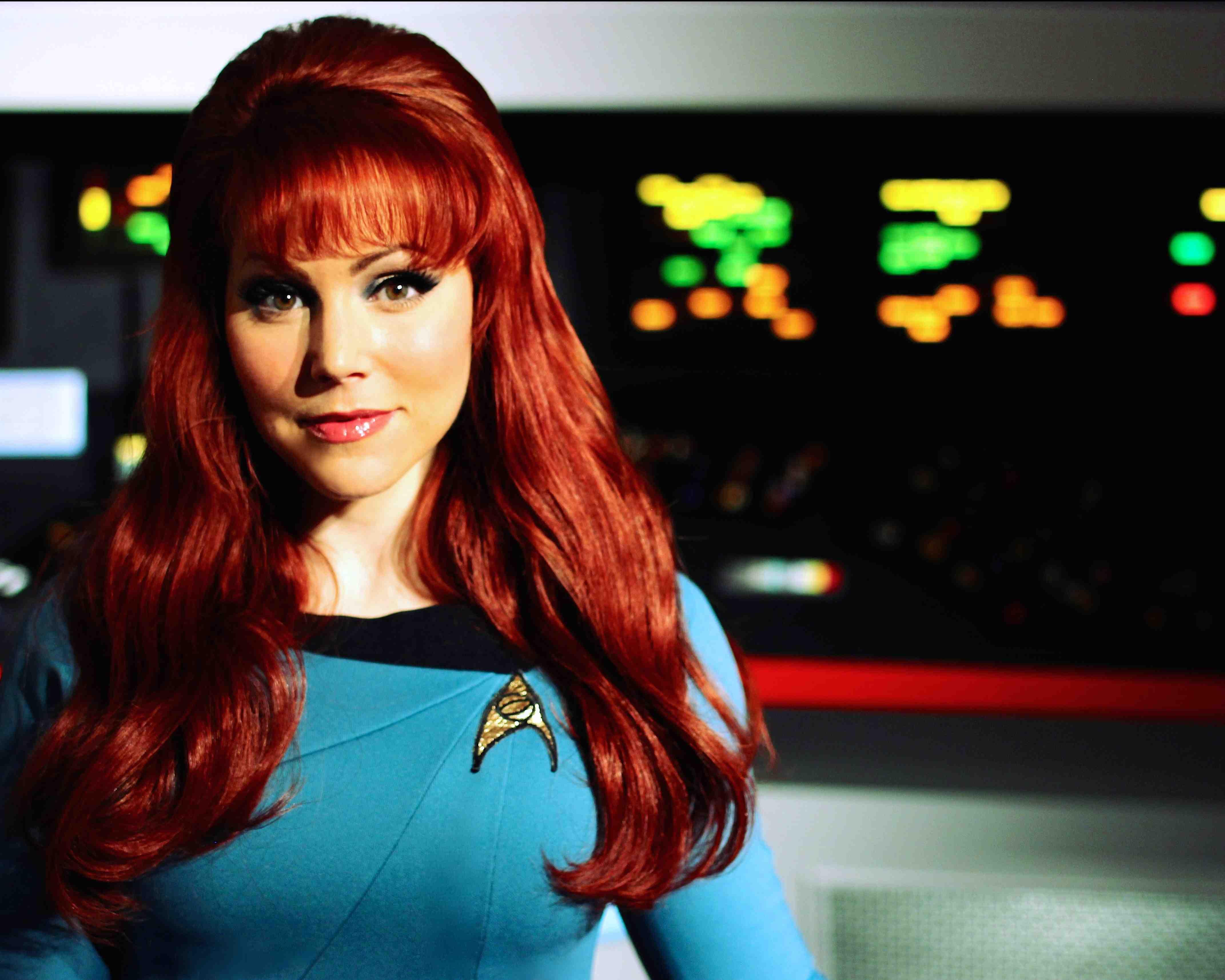 Michele Specht Star Trek Continues