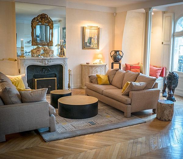 Appartements parisiens adresse liens utiles instagram maison leleu · wikipédia jules leleu