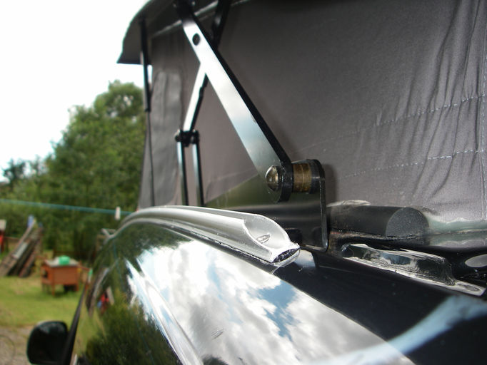 Camperessentials Vw T4 T5 Transporter Camper Awning Rail