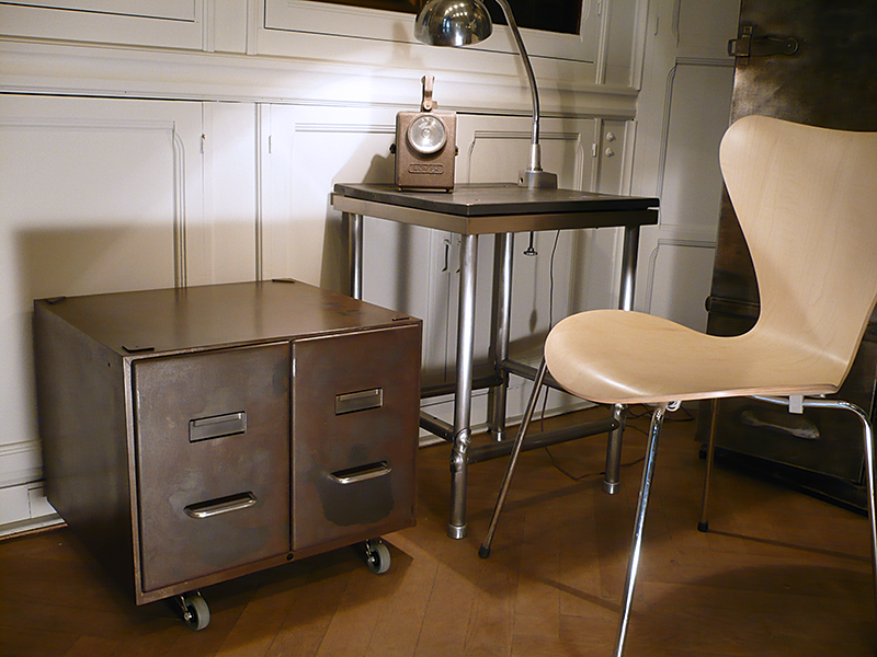artchiarty mobilier vintage mobilier industriel lampe marseille meuble m tallique. Black Bedroom Furniture Sets. Home Design Ideas