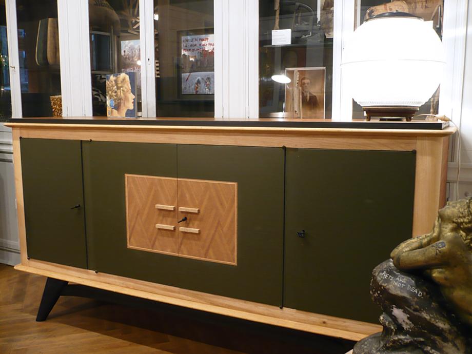 buffet vintage mobilier vintage artchiarty marseille. Black Bedroom Furniture Sets. Home Design Ideas