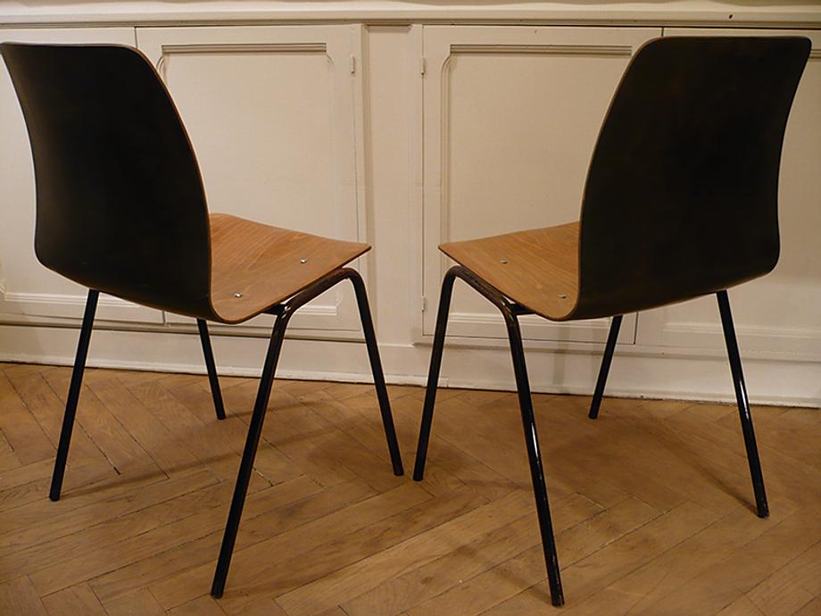 chaises vintage artchiarty marseille. Black Bedroom Furniture Sets. Home Design Ideas