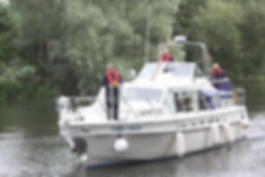 TWYC Training on the river thames
