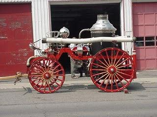 1885 Silsby Steamer