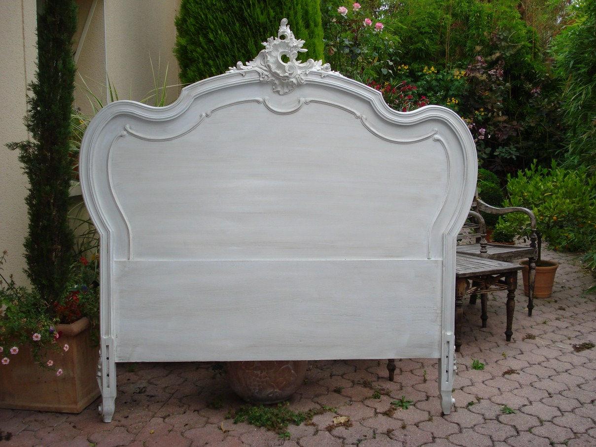 tete lit louis. Black Bedroom Furniture Sets. Home Design Ideas