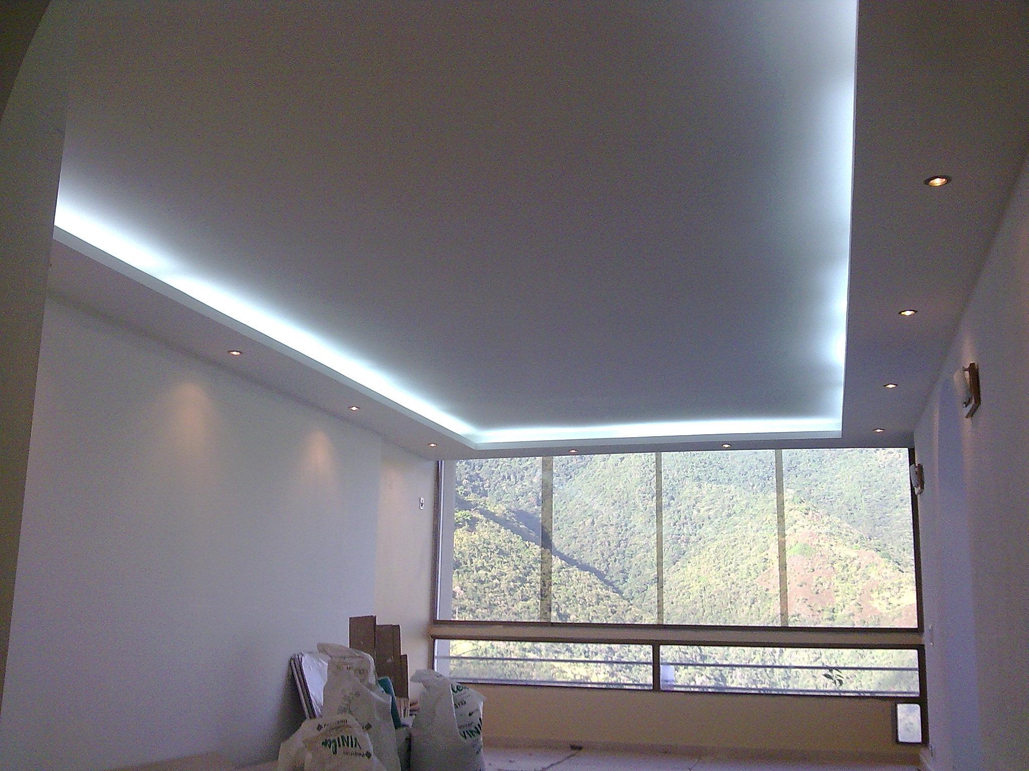 Instalaci n de drywall en caracas drywall venezuela for Techos de drywall para dormitorios