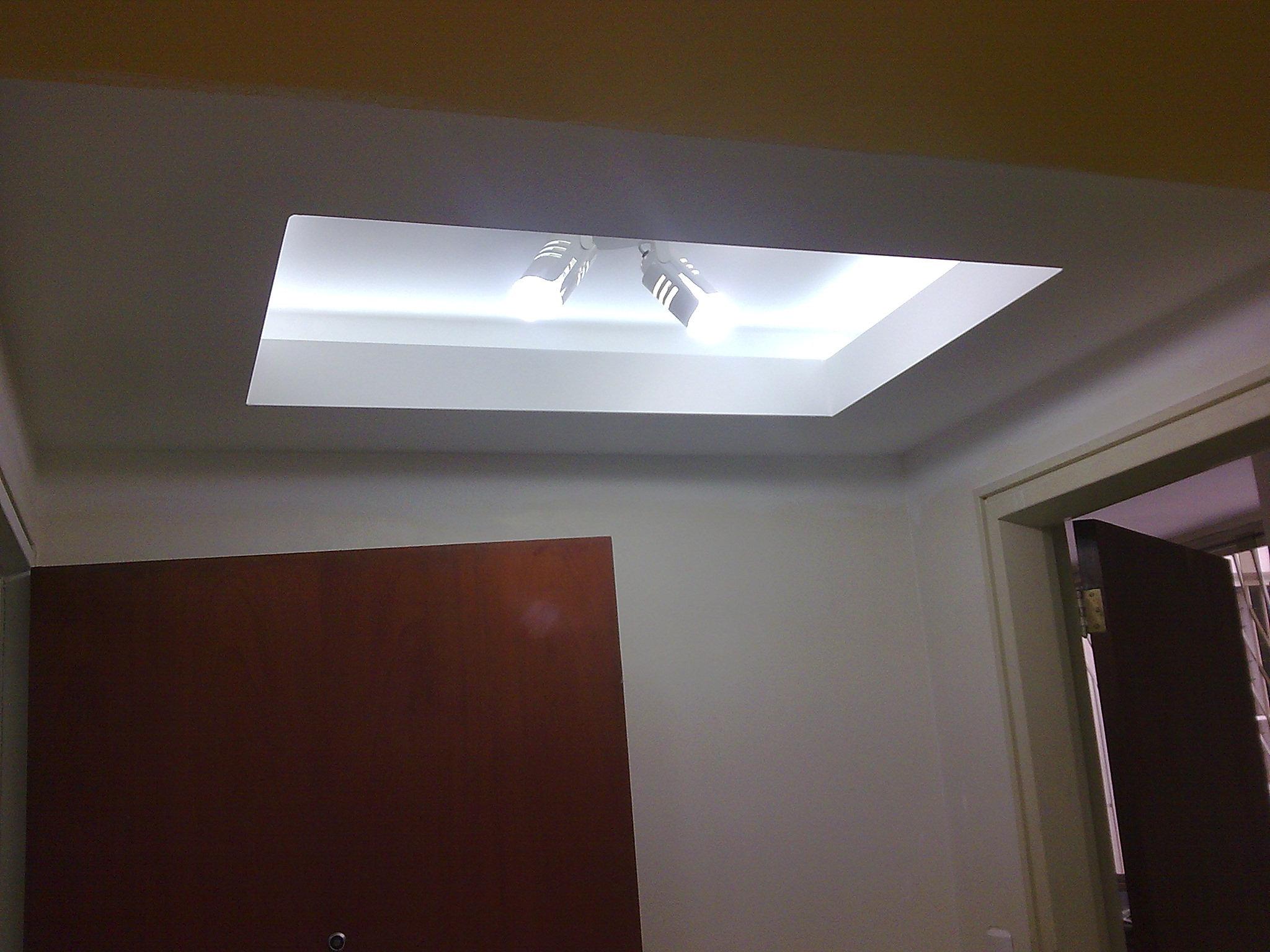 Instalaci n de drywall en caracas drywall venezuela for Modelos de techos en drywall