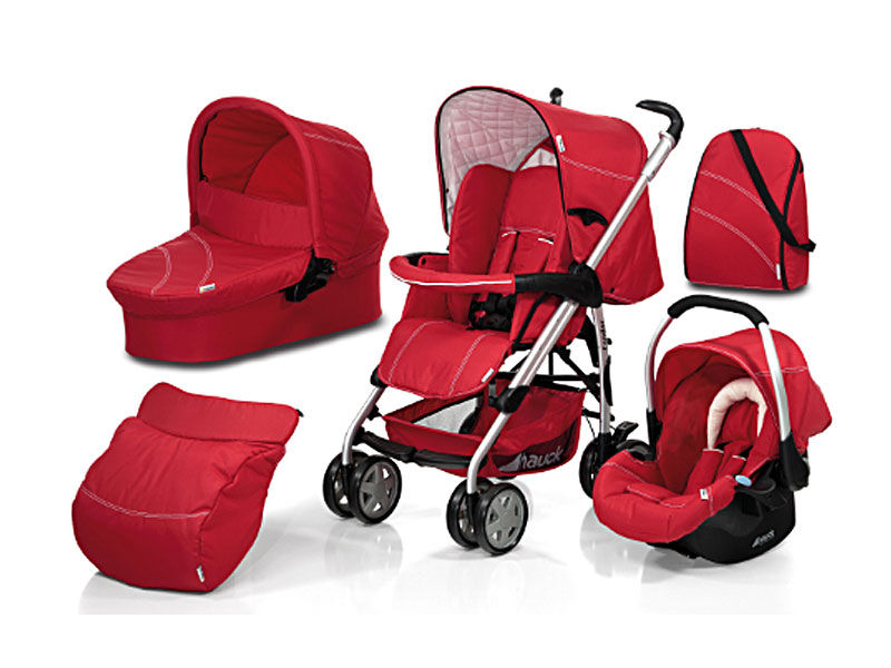 RED BUGGY SET