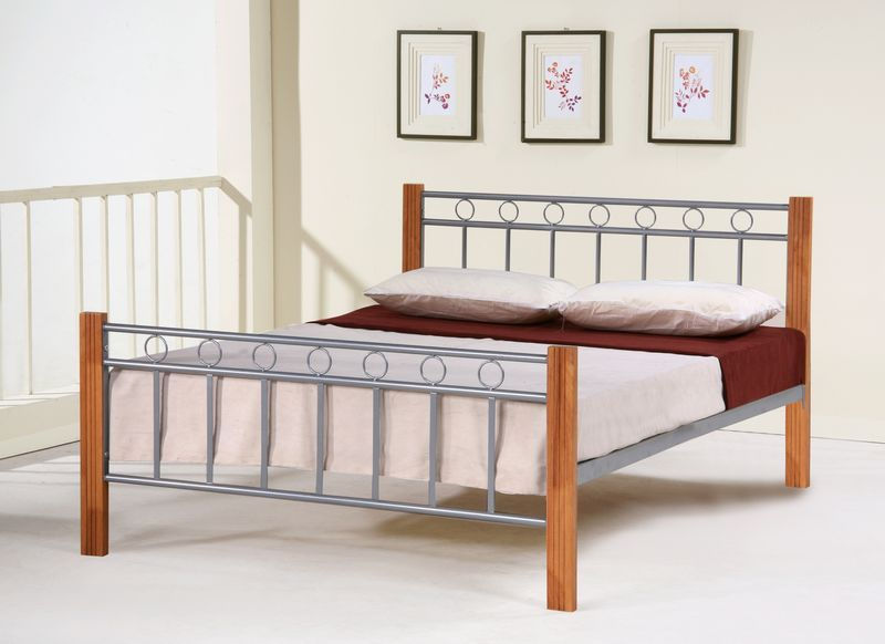 MOONSTONE DOUBLE OR SINGLE BED