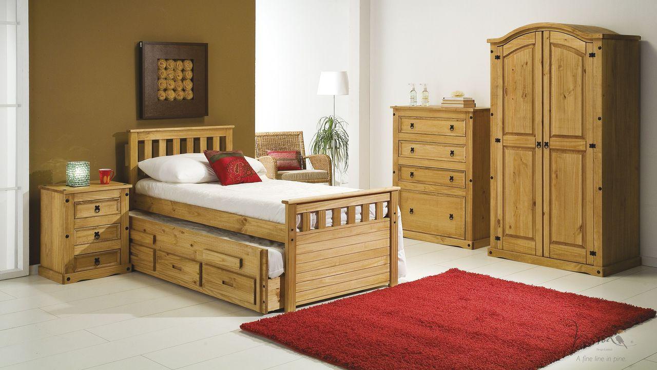CORONA BED SET