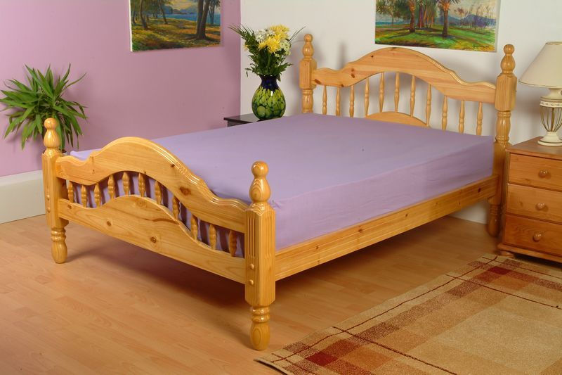 NAPLES DOUBLE OR SINGLE BED