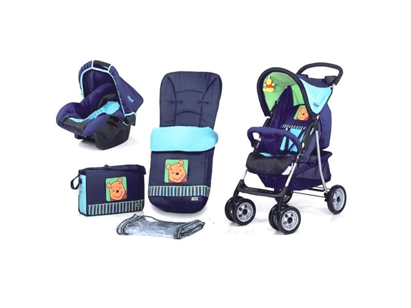 BABY PUSH CHAIR SET