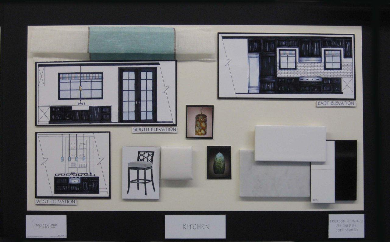 Cory schmidt interior design for Interior design presentation