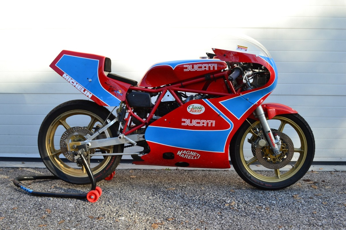 Ducati Single For Sale Italy