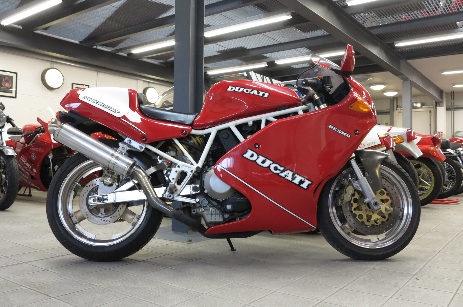Ducati Superlight Mk For Sale