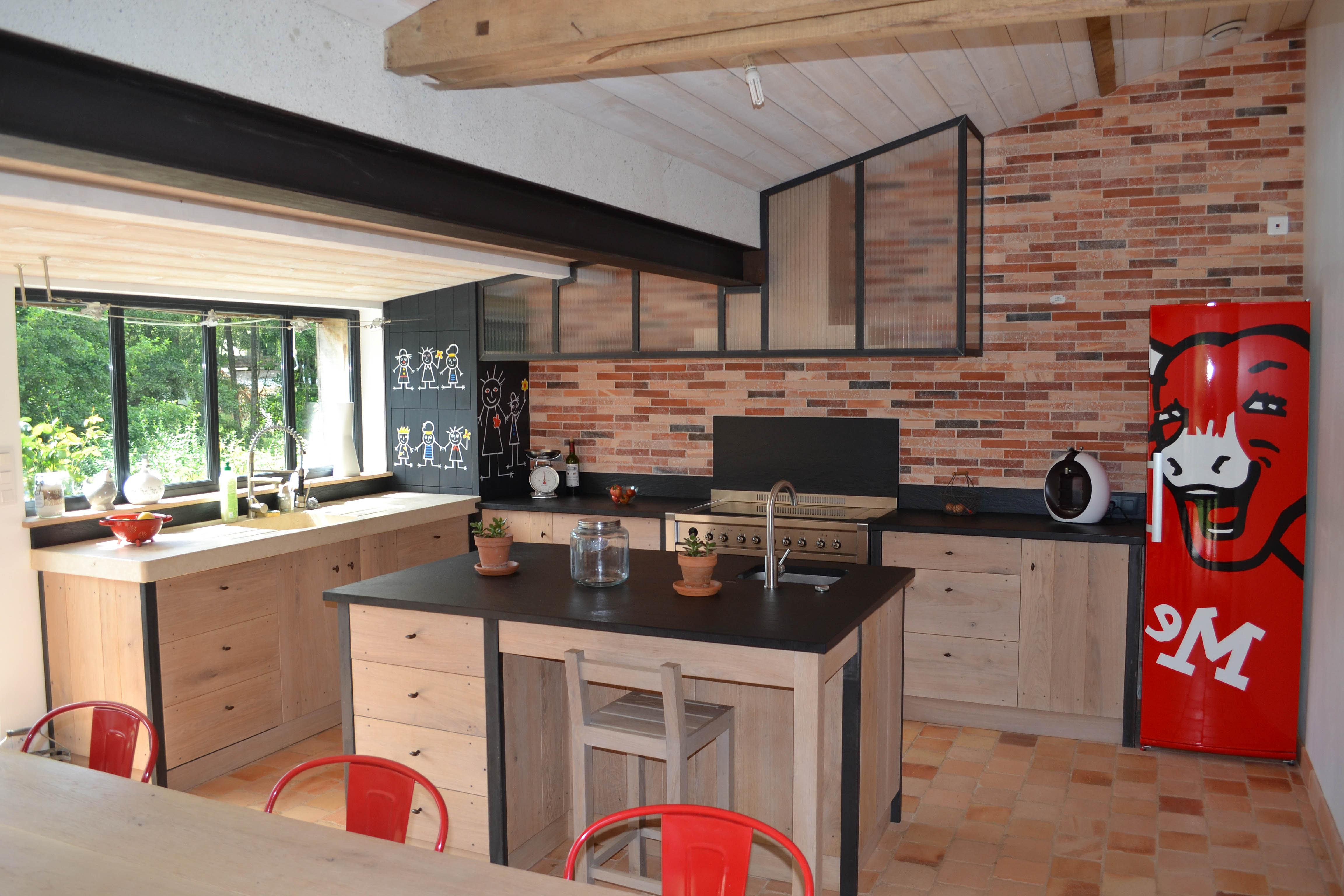 Chaillou hermouet ébéniste création meubles en bois vendée 85 ...