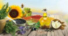 fredericm priviligie la qualité et les ingrédients naturels issus de l'agriculture biologique, gamme beaute bioessentielle, bassin méditérannéen.