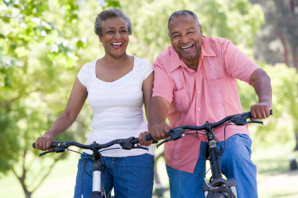 black_couple_on_bicycles