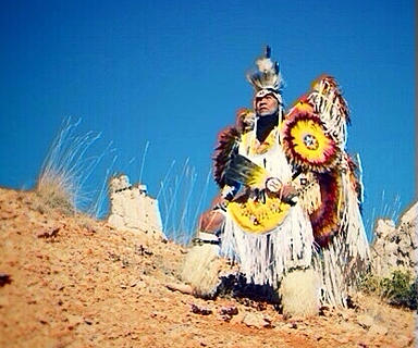 Traditional Paiute Dress
