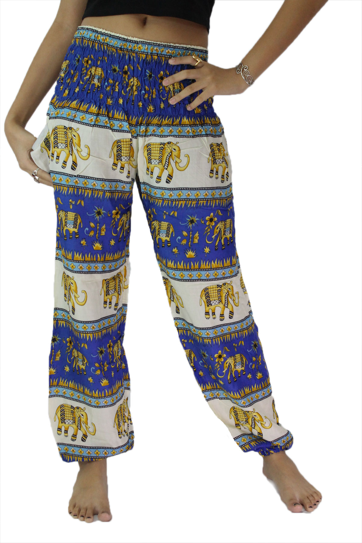Yoga Pants With Designs Yoga Pants Vintage Elephant