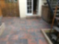 Brick Style Concrete Paving