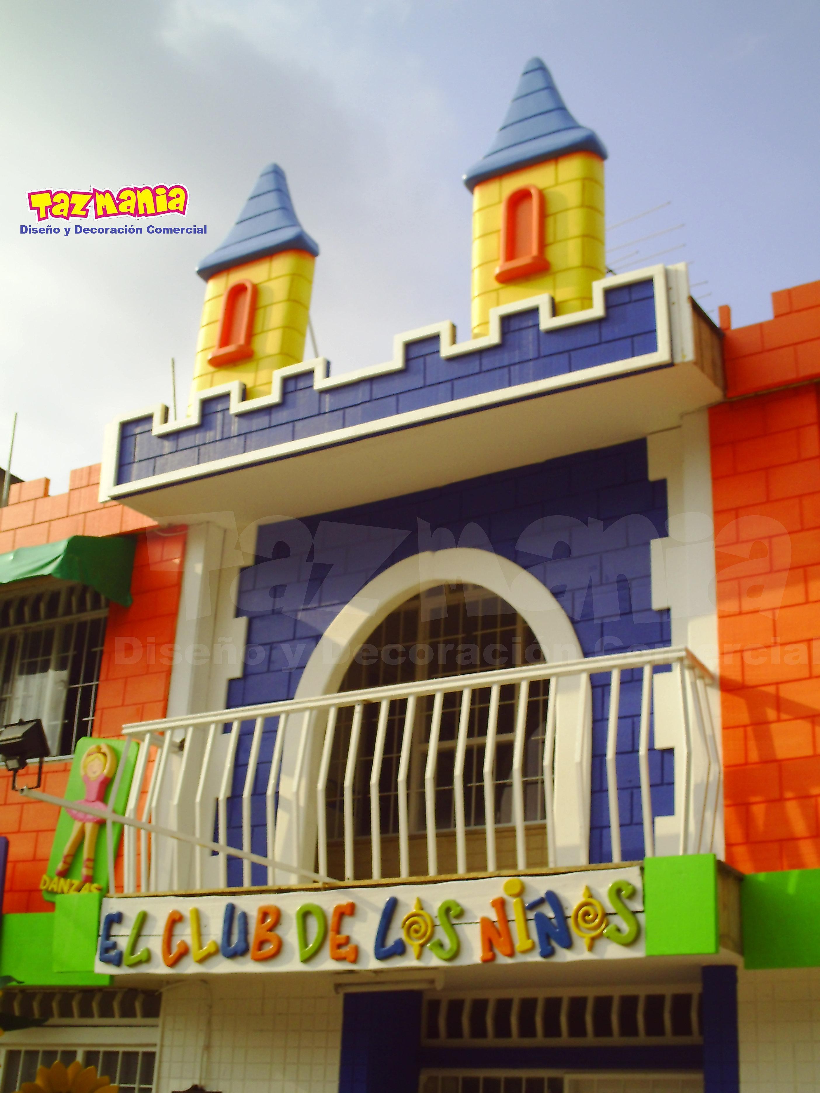 Tazmania Dise O Y Decoraci N Comercial Decoraci N En Icopor Jardin Clubdelosni Os 6 Jpg