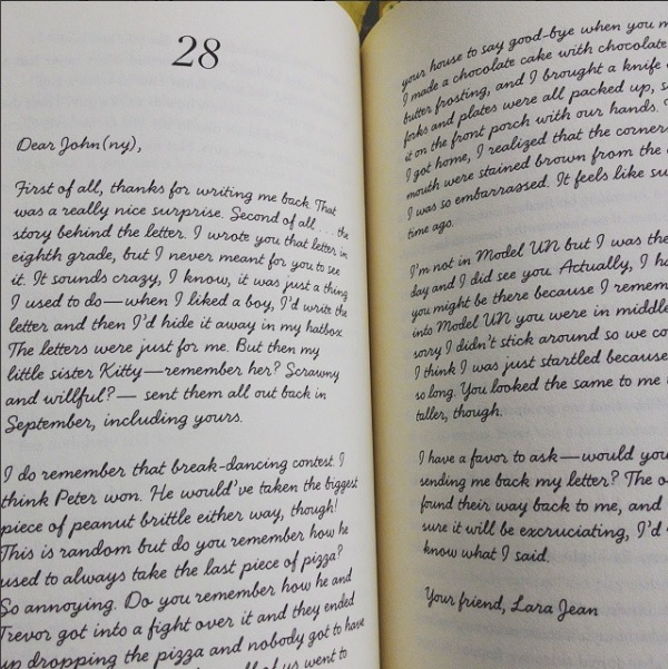 Book Review P S I Still Love You By Jenny Han Booknerddemigod