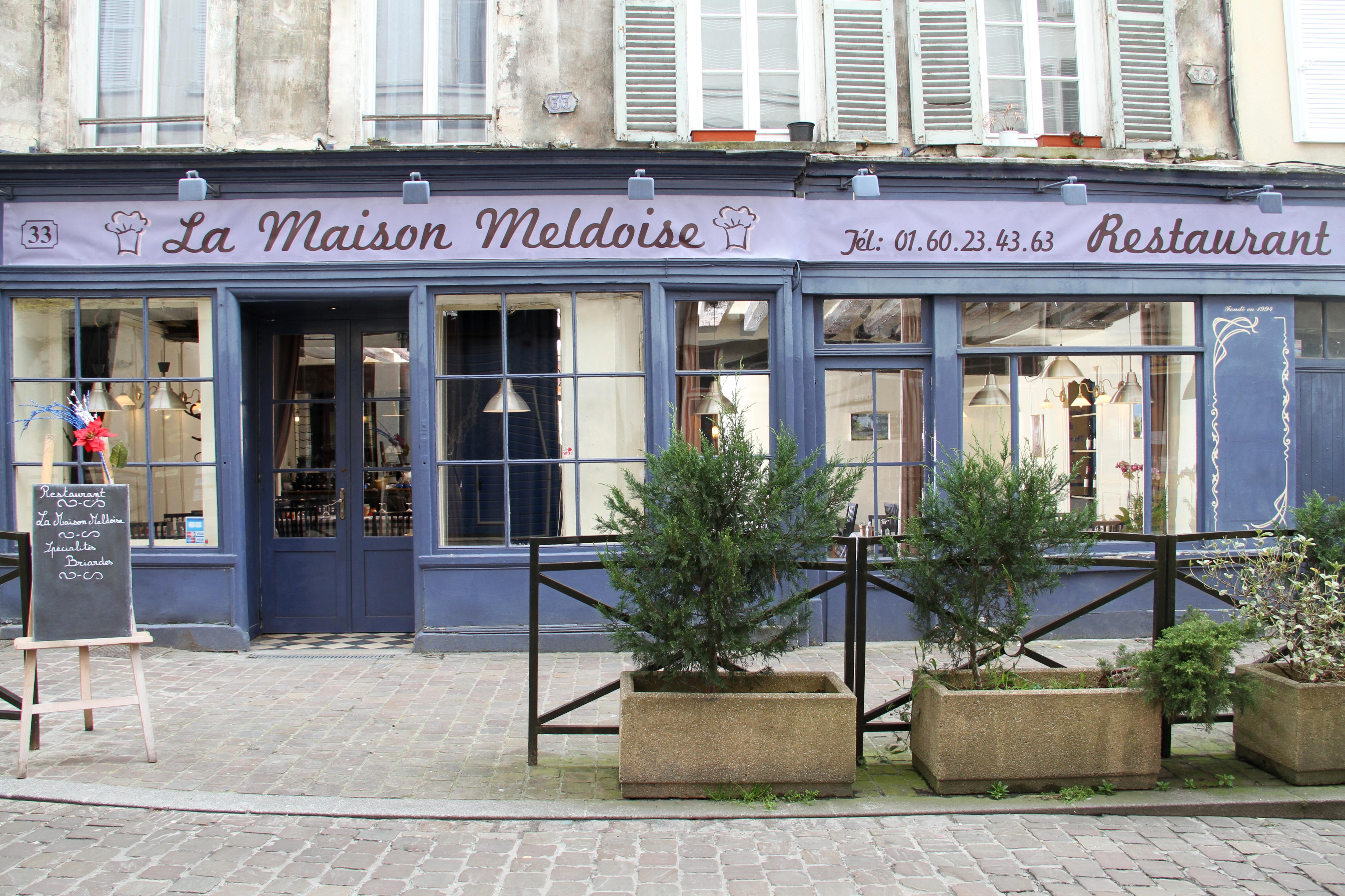 Restaurant meaux 77100 la maison meldois for A la maison bistro
