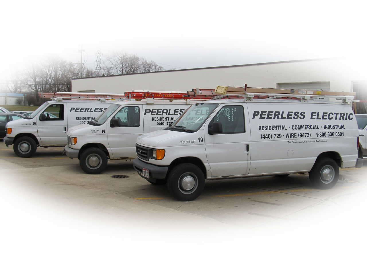 Peerless Electric Co Inc Full Service Electrical And Data Specialists Vehicle Wiring