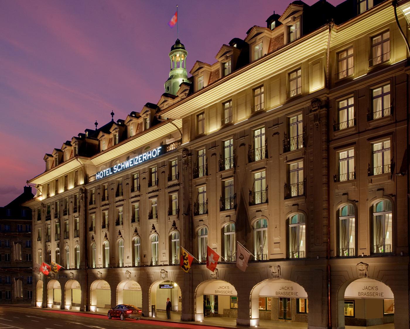 Stay hotel schweizerhof