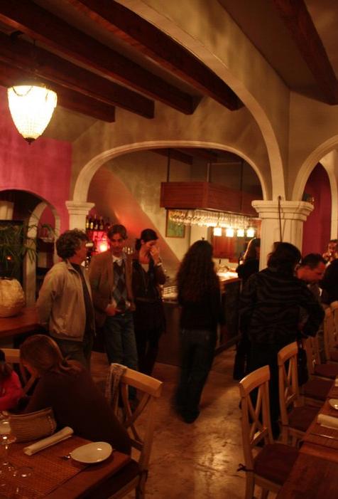 Restaurante jardin la oveja negra cas concos mallorca for Restaurante jardin mallorca
