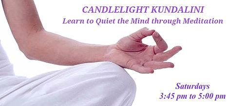 Candlelight Kundalini