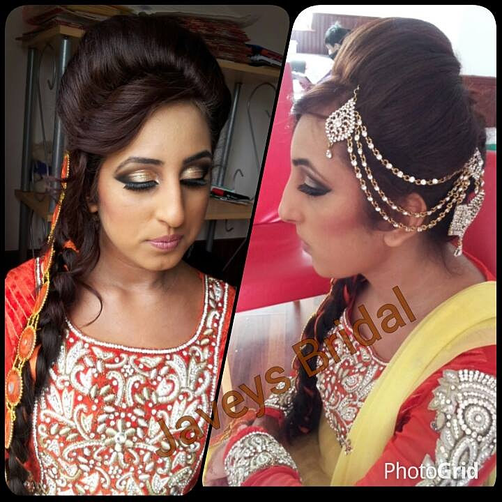 I Mehndi Hairstyles Dailymotion : Asian bridal make up henna artist hertfordshire
