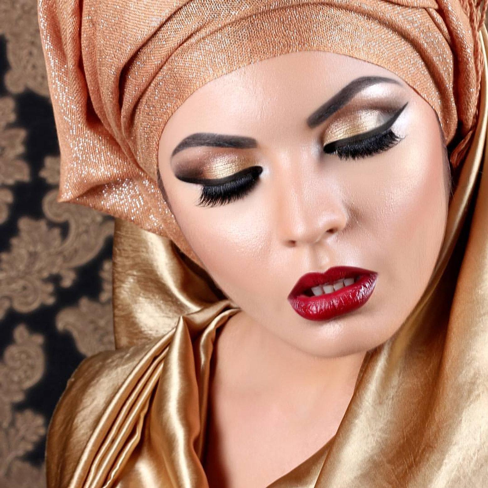 Makeup training by zukreat