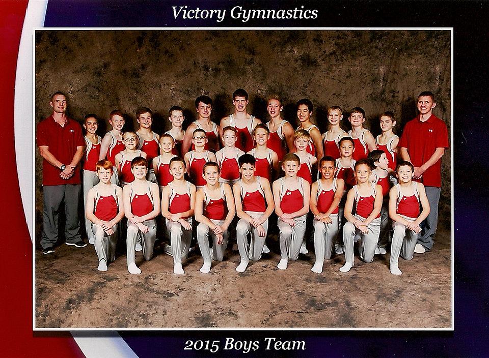 2015 Boys Team