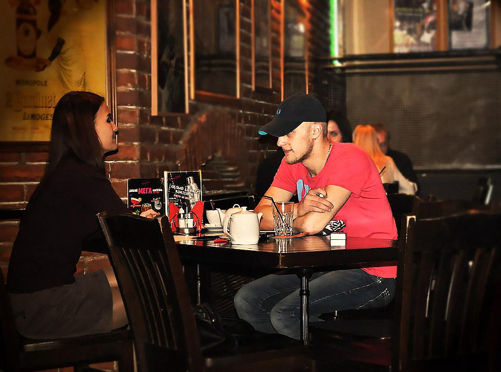 Вечеринки знакомств в - Speed Dating