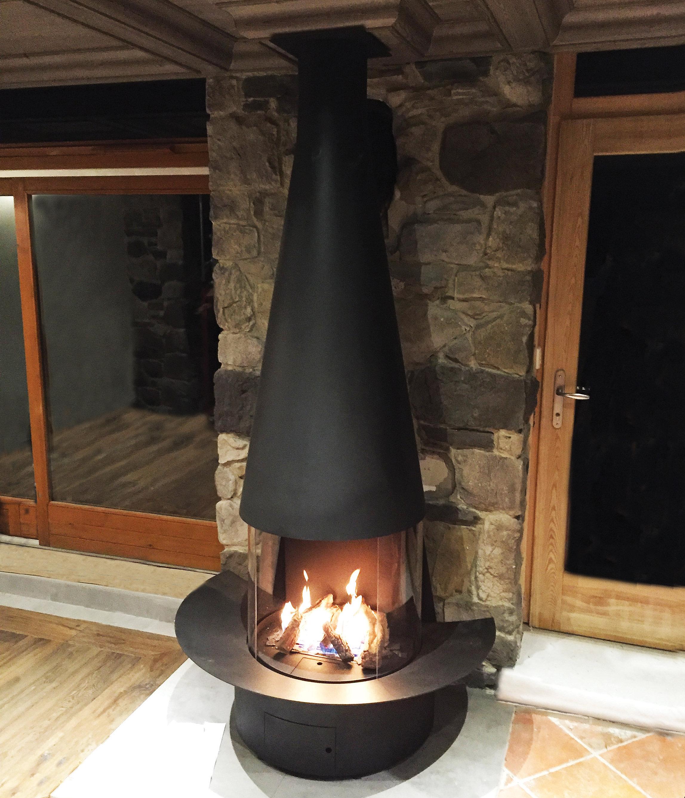 laflambee chemin e encastr e. Black Bedroom Furniture Sets. Home Design Ideas