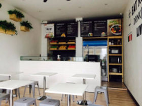 RAW Juicery Eatery 1st Outlet