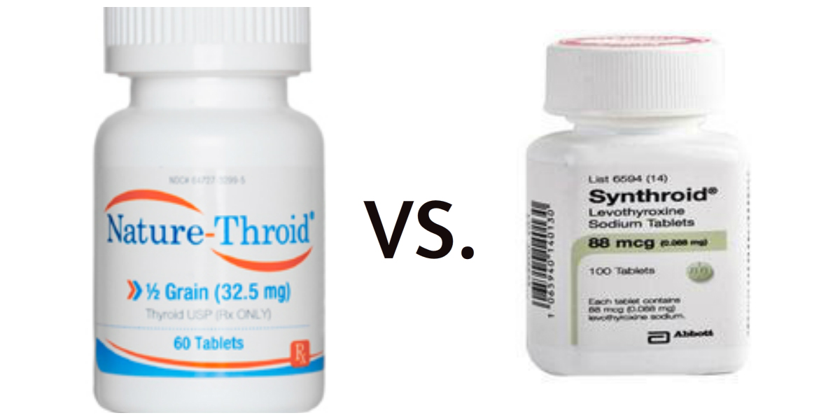 Synthetic Thyroid Medication Vs Natural