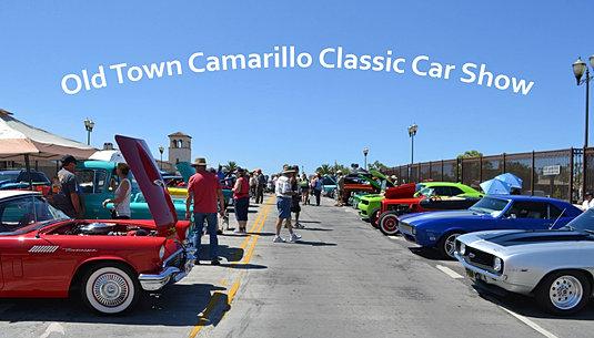 Camarillo Car Show