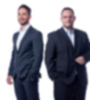 Gianluca Pennata und Salvatore Pennata Immobilienmakler