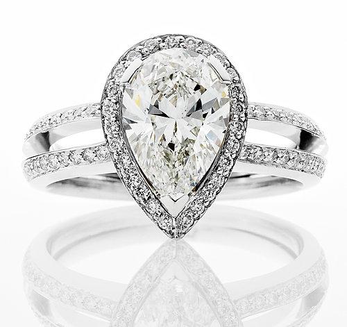 GMQStunning handmade designer engagement rings Sydney