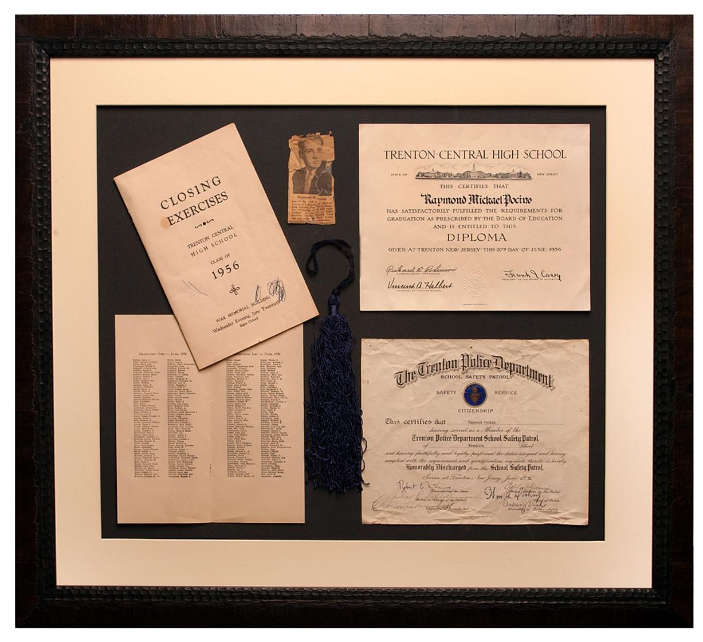 Antique Diplomas